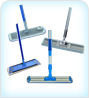 Commercial Flat Mop Kit