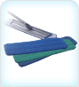 Commercial Flat Mop Pads