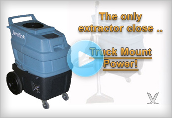 Exclusive Janilink Only Premium I Carpet Extractor