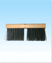 Flatwire Broom 16""