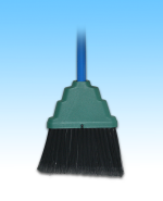 Angle Broom Plastic Small