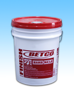 "Betco ""Hard as Nails"" Floor Finish 5GAL"