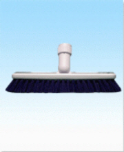Tile Brush w/ Swivel Blue
