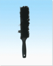 Horse Hair POLY Bristle Black