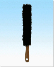 Horse Hair POLY Bristle Brown