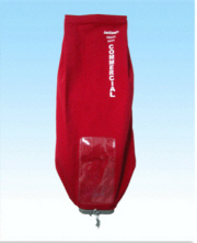 Commercial Bag w/ Zipper, Clip & Spring