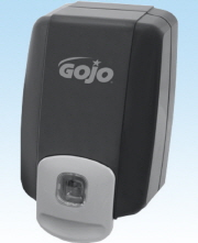 GOJO NXT Maximum Capacity Dispenser BLACK / GREY 2000 ML