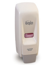 GOJO 800 SERIES Dispenser WHITE 800 ML