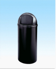 Marshal Fire Resistant Plastic Container 15 GAL
