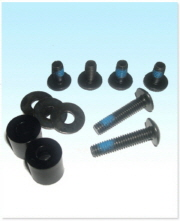 BACKPLATE CONNECTION SCREW SET