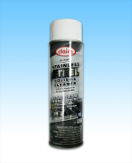 CLAIRE STAINLESS STEEL CLEANER Aerosol
