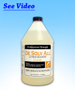 DeSolv All Citrus Solvent CLEAR GAL