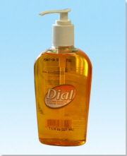 Dial® Liquid Soap Anti-Microbial GOLD 7.5 OZ