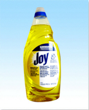 Joy Pot & Pan Detergent Lemon 38 OZ