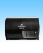 JL Pacific Compact toilet paper dispenser
