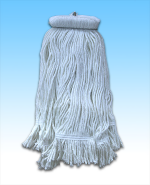 GREAT WHITE FINISH Mop Medium Nylon