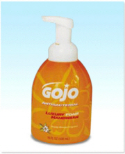 GOJO Luxury Hand Wash Foam Anti-Bacterial 18 OZ