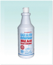 Mild Acid Bowl Cleaner QT