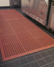Beveled Kitchen Ware Mat 39' x 59'