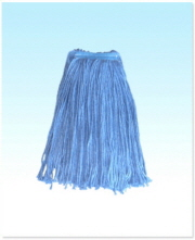 #90375B Mop Blue Rayon / Synthetic 24 OZ