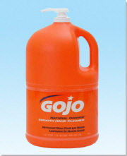 GOJO NATURAL ORANGE Smooth Lotion