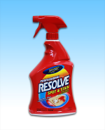 Professional Resolve spot & stain remover