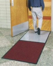 "CleanStride Carpet and Rubber Frame ONLY 36.5"" x 92.5"""