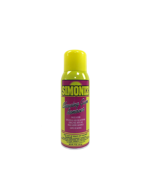 Freeze Action Chewing Gum Remover