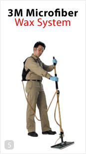 Wax Basin And Sieve (Microfiber Mop Bucket With Wheels)