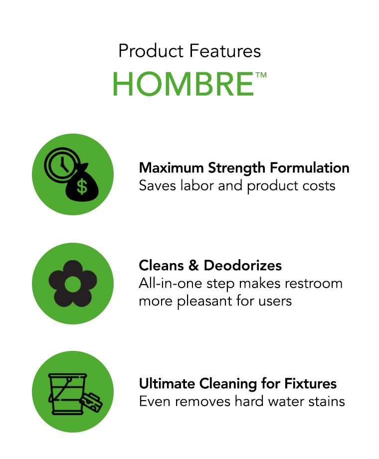 product features, maximum strength formulation, cleand and deodorizes, ultimate cleaning for fixture.
