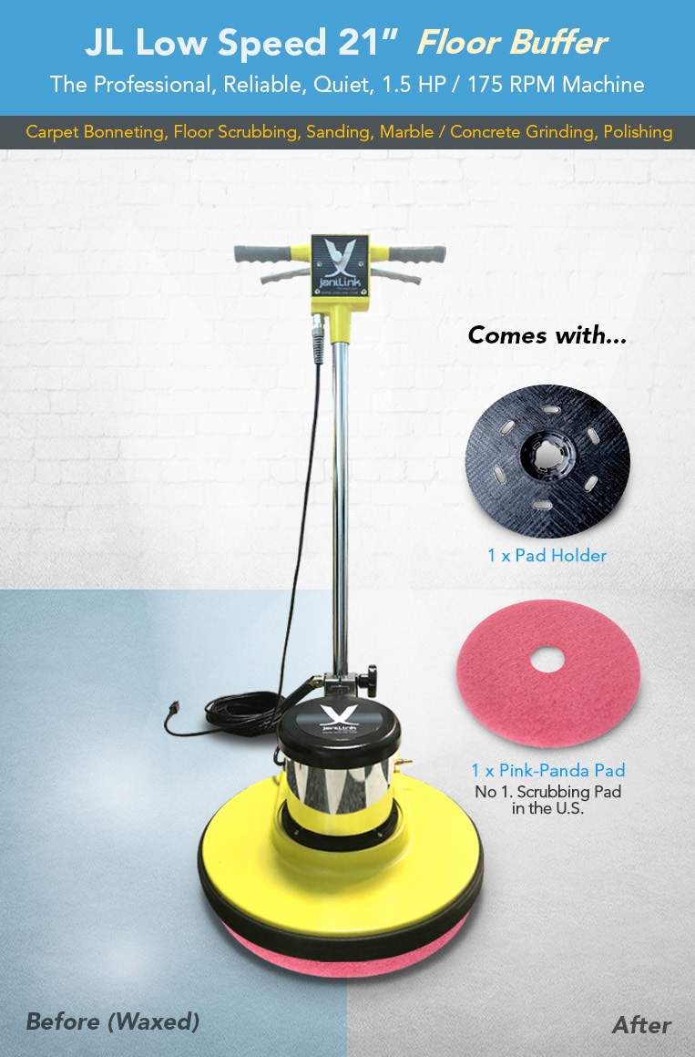 Koblenz Floor Buffer Model P 820 Carpet Vidalondon