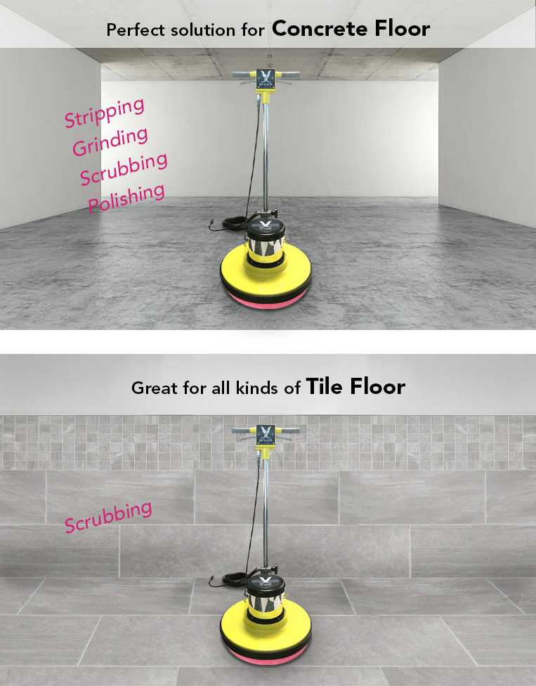 concrete floor, tile floor, stripping, grinding, scrubbing, polishing, scrubbing.
