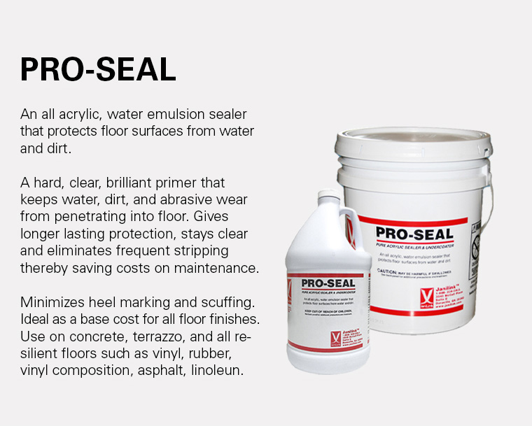 proseal, indoor, outdoor, save cost, minimize marks and scuffs, pure acrylic sealer, undercoater.