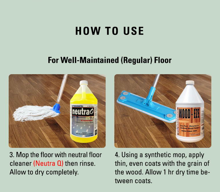 Wood Eze Water Urethane Wood Sealer