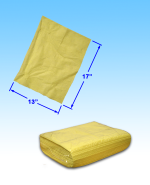 "JL Dust Magnetic Disposable Sheet 13""x17"" 50/pk"