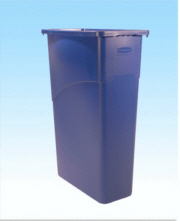 Slim Jim Waste Container