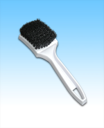 Carpet Brush (White Plastic)