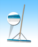 "36"" Grandi Groom Carpet Rake"