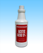 Acetic Acid 5 percent