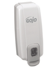 GOJO NXT Space Saver Dispenser WHITE / GREY 1000 ML