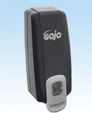 GOJO NXT Space Saver Dispenser BLACK / GREY 1000 ML
