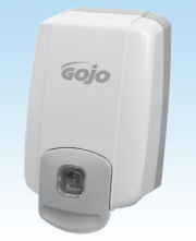 GOJO NXT Maximum Capacity Dispenser WHITE / GREY 2000 ML