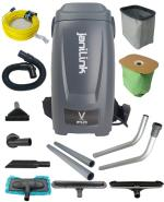 JL Premium Jet Force Backpack Vacuum Ultra Quiet & Powerful