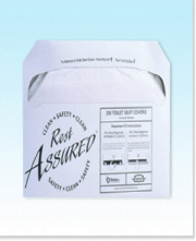 ASSURED SEAT-COVER 4000 SHEETS 20EA/PACK