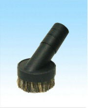 "Horse Hair Dust Brush 1.5"" x 3"""