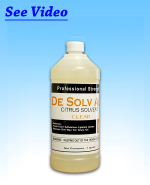 DeSolv All Citrus Solvent CLEAR QT