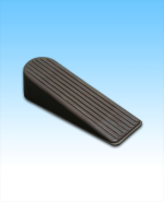 Rubber Stopper Brown