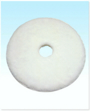 Polar Floor Microfiber Buffing Pad (for High Speed) 20""