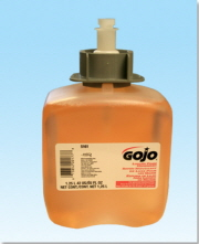GOJO LUXURY FOAM HAND WASH 1250 ML 3EA/CASE
