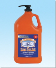 Boraxo Orange Pump Bottle Heavy Duty